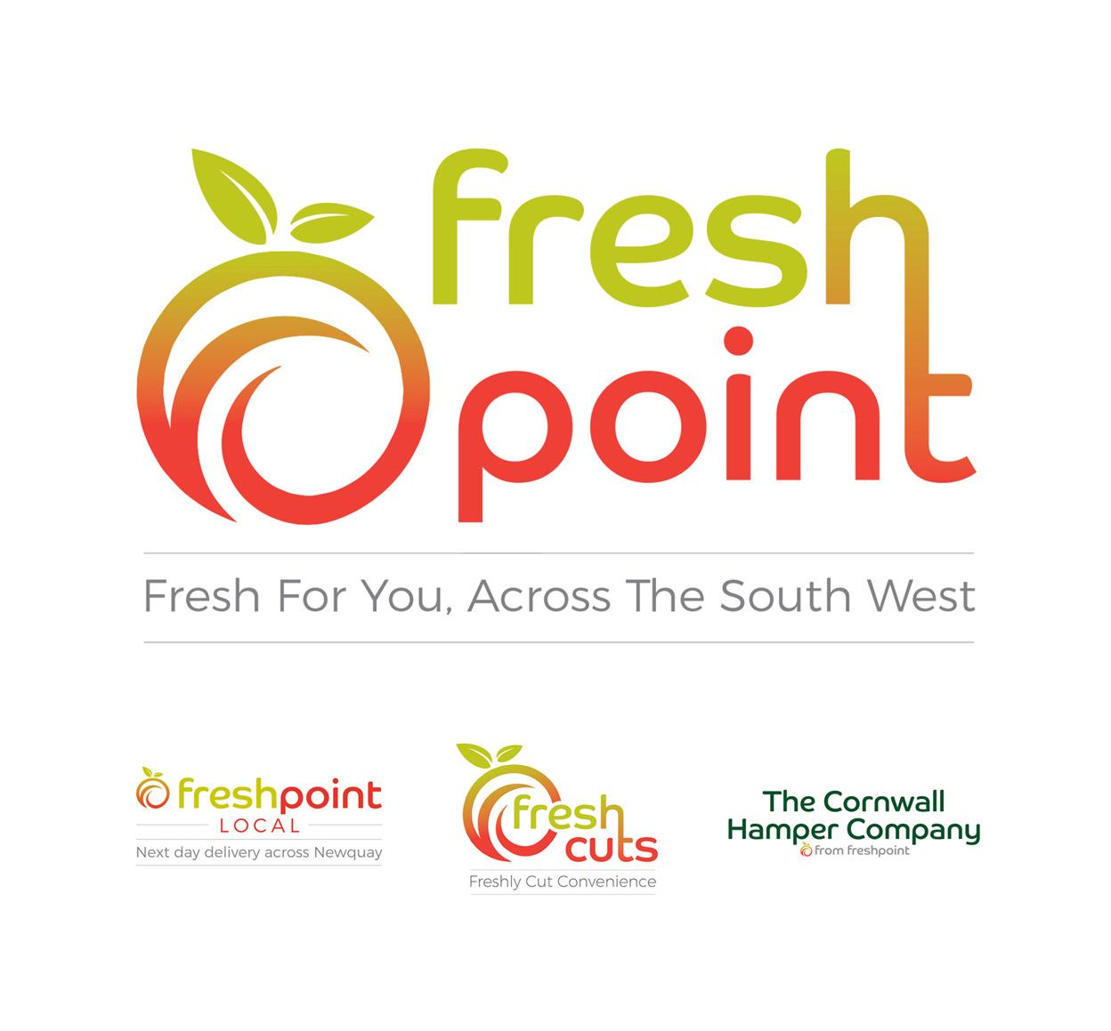 FreshPoint Brands design