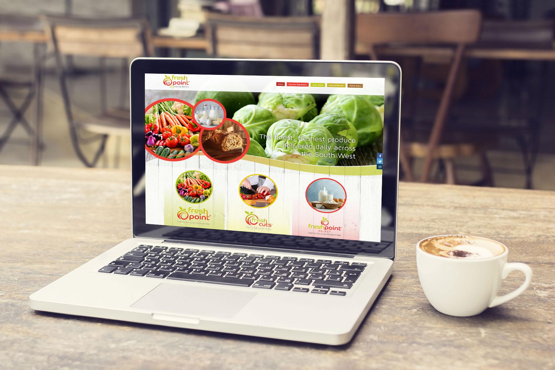 FreshPoint website