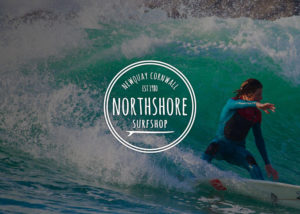 Northshore surf shop website design